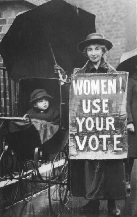 Yesterday Marked 92 Years Since The 19th Amendment