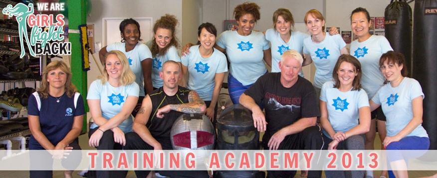 2013 academy GFB