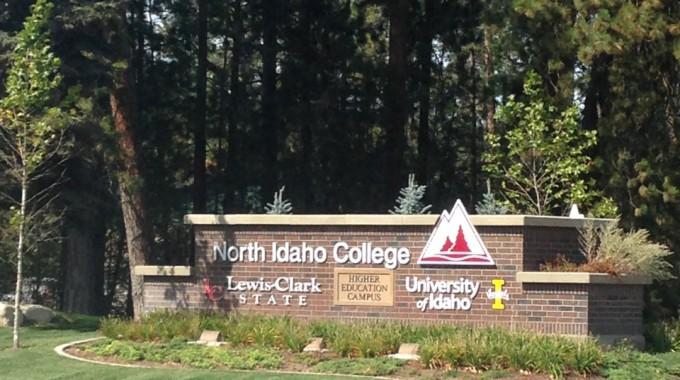 North Idaho College Sept 2015_Exterior
